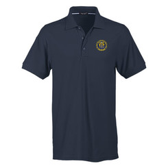 MEN'S NO-CURL PIQUE SHORT SLEEVE POLO - NJCP