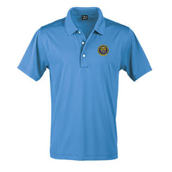 MEN'S SOLID JERSEY SHORT SLEEVE POLO - NJCP