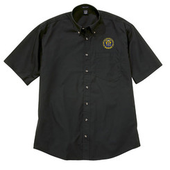 Men's Easy-Care Short Sleeve Shirt - NJCP