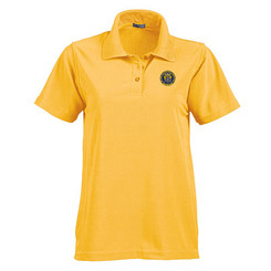 Ladies' Performance 'Edge' Short Sleeve Polo - NJCP