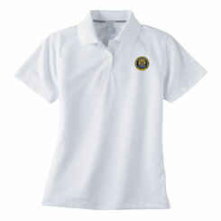 Ladies' Cool Swing Solid Pique Short Sleeve Polo - NJCP