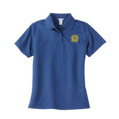 Ladies' Cool Swing Solid Pique Short Sleeve Polo - GACP