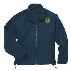 Men's Full-Zip Microfleece Jacket - GACP