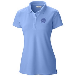 Columbia Ladies' Innisfree Short Sleeve Polo - GACP