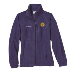 Columbia Ladies' Benton Springs Full-Zip Fleece Jacket - GACP