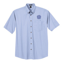 Men's Easy-Care Short Sleeve Shirt - GACP