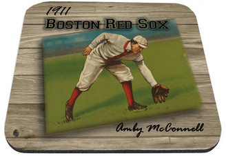1911 Boston Red Sox Amby McConnell Mouse Pad