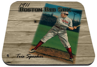 1911 Boston Red Sox Tris Speaker Mouse Pad