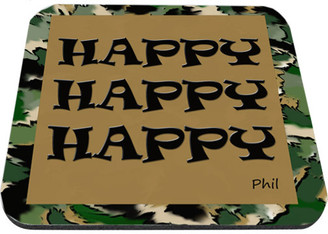 Uncle Si & Phil Happy Happy Happy Mouse Pad