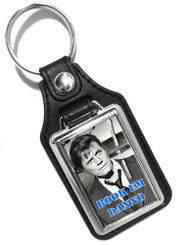 Book Em Danno Hawaii 5 0 Faux Leather Key Ring