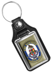 United States Ship Simpson FFG-56 Key Ring