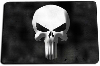 The Punisher Door Mat