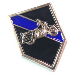 Silver Metal Butterfly Clasp Keeps Your Pin On Securely.