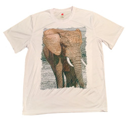 Elephant Cool Dry T-Shirt