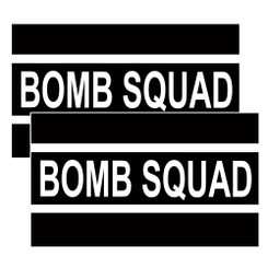 Bomb Squad Decal