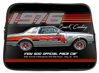 1976 Buick Century Indy Pace Car Neoprene Tablet Sleeve