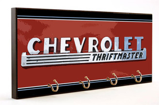 Vintage Chevrolet Thriftmaster Key Rack