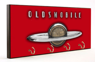 Vintage Oldsmobile Logo Key Rack