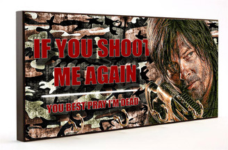 Walking Dead Key Hanger -Daryl Dixon