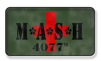 MASH 4077 Magnet -PACKAGE OF 4