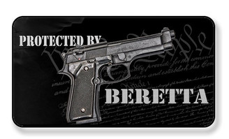 Protected By Beretta We The People Manget - PACKAGE OF 4