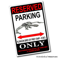 Reserved Parking 1969 Cheverolet Camaro Indy 500 Pace Car Only 8x12 Metal Poster