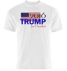Donald Trump For President Rapid Dry Tee