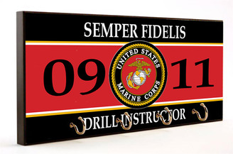 Semper Fidelis Drill Instructor 0911 Key Hanger