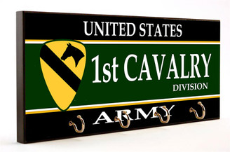 1st Cavalry Division U.S. Army Key Hanger