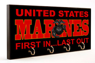 US Marines First In Last Out Key Hanger