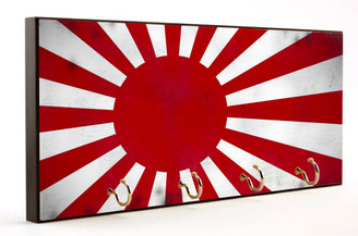 Japanese Battle Flag Key Hange