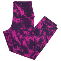 Lululemon  Wunder Under Crop II Breeze Regal Plum Black (4)