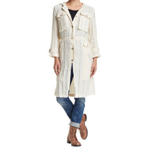 Free People Heirloom Trench Coat