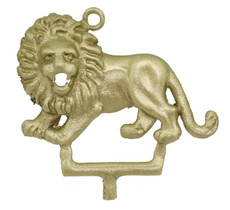 "1 1/8"" Standing Lion"