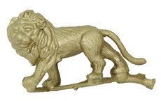 "1 1/8"" Lion Figurine"
