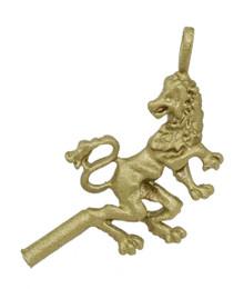"1 1/8"" Eng. Lion"