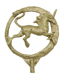 "1"" Unicorn In Ring"
