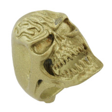 Skull with Teeth