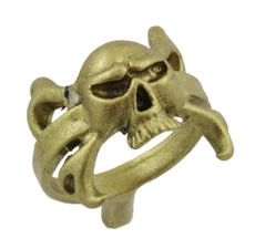 """5/8"""" Skull & Crossbones"""