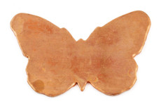 "1 1/8"" Copper Butterfly"