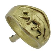 """3/8"""" Panther Ring"""