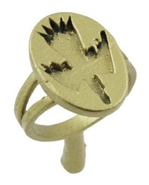 "5/8"" Thunderbird Inlay Ring"