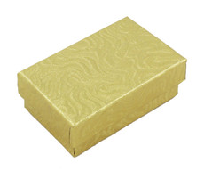 Gold Cotton Filled Box #21 (10 Boxes)