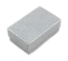 Silver Cotton Filled Box #11 (10 Boxes)