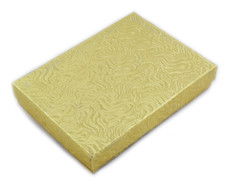 Gold Cotton Filled Box #75 (10 Boxes)