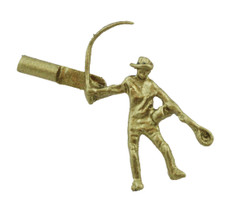 """7/8"""" Fisherman with Catch"""