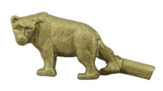 "1/2"" Standing Grizzly Bear"