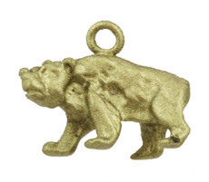"1/2"" Grizzly Bear"