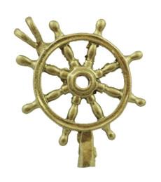 """1"""" Ship Wheel"""