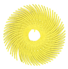 "3M Radial Bristle Disc 2"" 80 Grit"